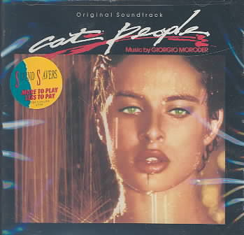 CAT PEOPLE (OST) BY MORODER,GIORGIO (CD)